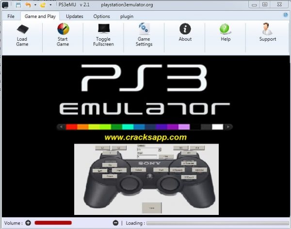 PCSX3 Playstation 3 Emulator 2016 Full Version Download