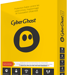 CyberGhost VPN 8.2.07018 Crack With Activation Code [2021]
