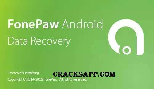FonePaw Android Data Recovery Registration Code 1.3.0 Crack