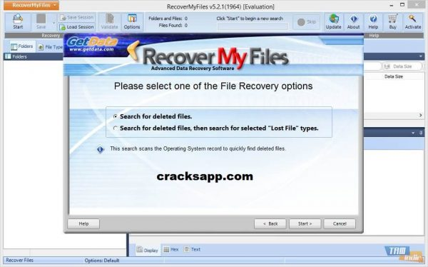 Recover My Files 5.2.1 Activator Free Download