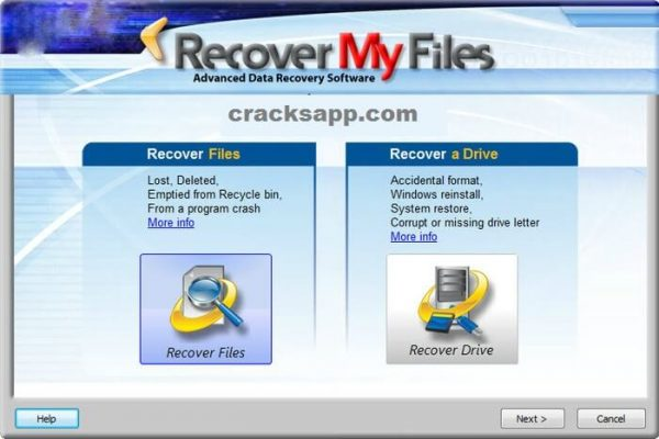 Recover My Files 5.2.1 Crack with Serial Key Free