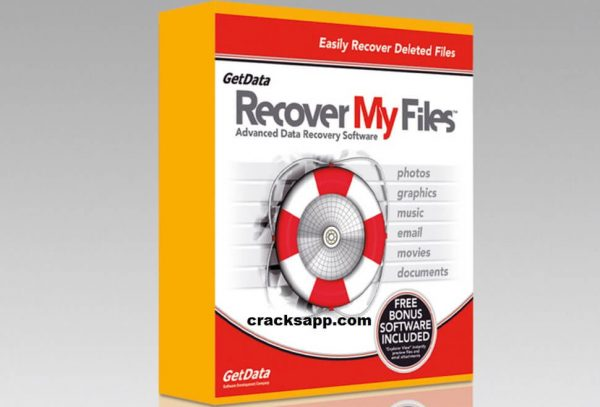 Recover My Files Crack With License Key Free