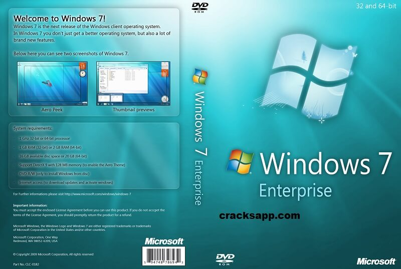 Windows 7 Enterprise Product Key Generator 2016 Free Download