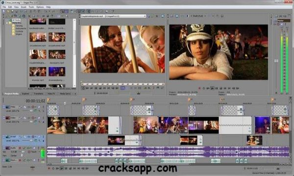 Sony Vegas Pro 13 Serial Number + Authentication Code Crack