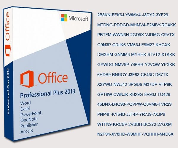 Microsoft Office 2013 Crack + Product Key Full Activator (Latest)