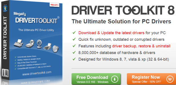 Driver Toolkit 8.4 License Key