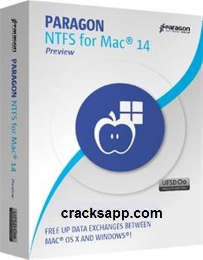 Paragon NTFS for Mac 14.1.187 Crack + Serial Key Free Download