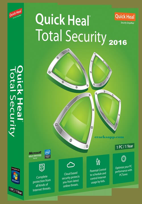 quick heal total security key