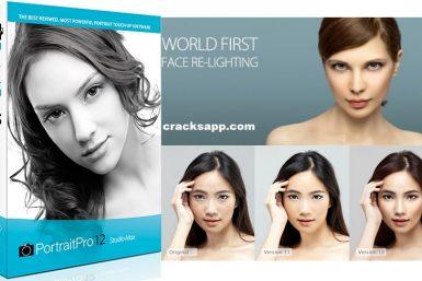 Portrait Professional 12 Crack With Keygen Full Free