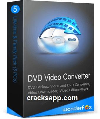 WonderFox DVD Video Converter 9.0 License Key Free Download