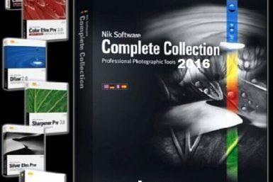 Google Nik Collection 2016 Crack + Activator Full Free Download
