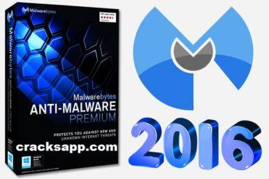 Malwarebytes Anti-Malware Premium 2.1.8 Serial Key 2016 Full Free