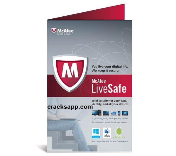 McAfee LiveSafe 2016 Crack