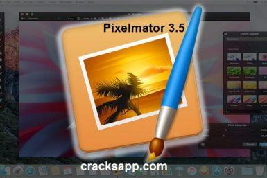 Pixelmator 3.5 Cracked for Mac