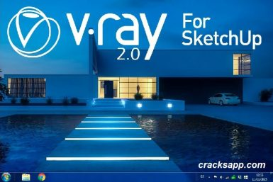 Vray 2.0 for Sketchup 2016 Crack