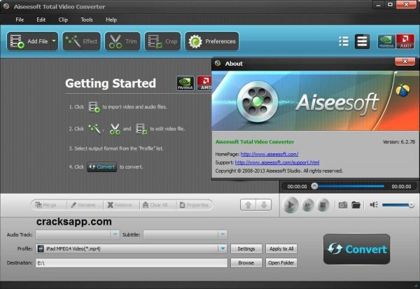 Aiseesoft Video Converter Ultimate 9.0.22 Registration Code