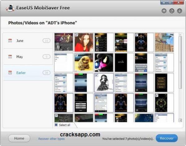 EaseUS MobiSaver 5.0 Crack