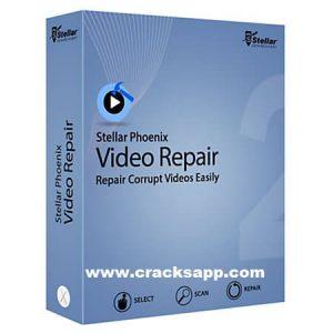 Stellar video repair serial