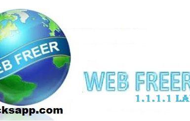 Web Freer 1.1.1.1 Crack Full Version 2016 Free Download