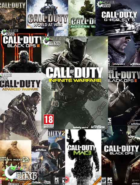 Download Call of Duty games for PC