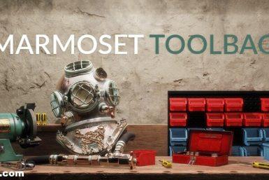 Marmoset Toolbag 3 Crack + License Key