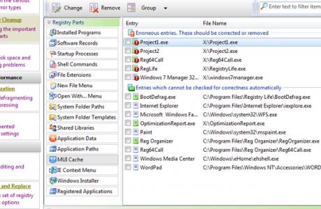 Reg Organizer 7.52 Crack Incl License Key Download