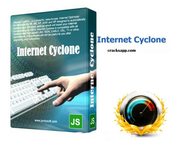 Internet Cyclone 2017 Crack Plus Serial Key Free Download