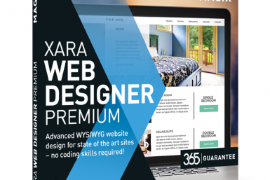 Xara Web Designer 365 Premium Crack Plus Serial Keys Free