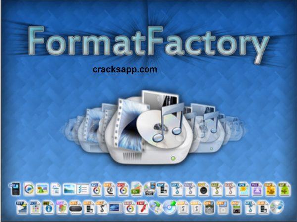 Format Factory 3.9.5.0 Crack Plus Keygen Full Version Free Download