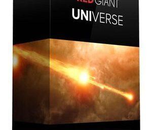 Red Giant Universe 3.3.1 Premium Crack Full Version