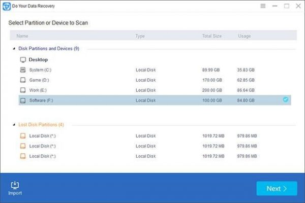 Do Your Data Recovery 5.0 License Key
